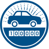 Loyalist: You have driven the same car for more than 100,000 miles.