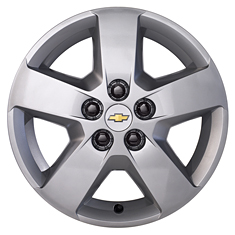 2008 Chevrolet Malibu fascia spoke steel wheel