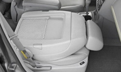 Fold-flat front passenger seat in the Chevrolet Malibu Maxx