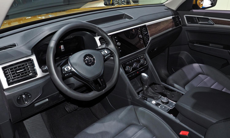 Atlas interior
