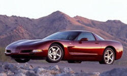 2000 Chevrolet Corvette Gas Mileage (MPG)