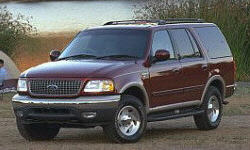 2002 Ford Expedition Gas Mileage (MPG)