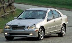 2003 Mercedes-Benz C-Class Gas Mileage (MPG)