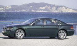 2002 BMW 7-Series Gas Mileage (MPG)