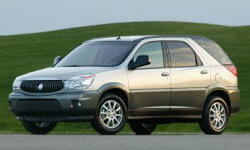 Buick Rendezvous Features