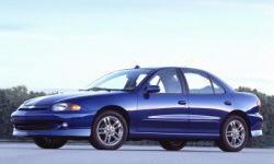 Chevrolet Cavalier MPG