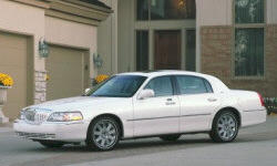 Lincoln Town Car Features