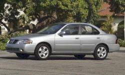 2006 Nissan Sentra Gas Mileage (MPG)