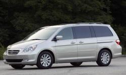 Honda Odyssey Specs