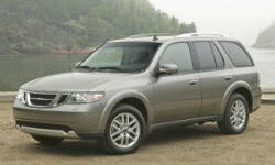 Saab 9-7X Features