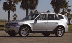 BMW X3 Features