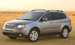Subaru Tribeca Features