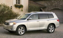 2010 Toyota Highlander Gas Mileage (MPG)
