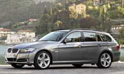 2009 BMW 3-Series Gas Mileage (MPG)