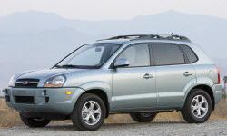 Hyundai Tucson Specs