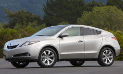 Acura ZDX Features