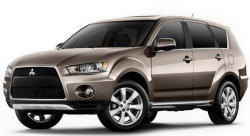 Mitsubishi Outlander Features