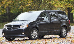 Dodge Grand Caravan vs. Dodge Journey MPG