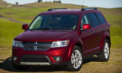 Ford Escape vs. Dodge Journey MPG
