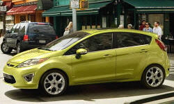 2012 Ford Fiesta Gas Mileage (MPG)