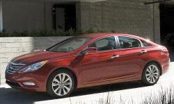 2011 Hyundai Sonata Gas Mileage (MPG)