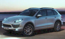 Porsche Cayenne Photos