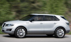 Saab 9-4X Features