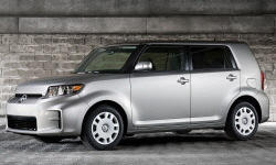 2011 Scion xB Gas Mileage (MPG)