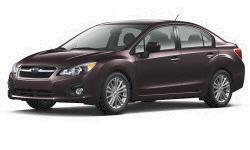 Subaru Impreza / WRX Specs