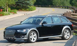 Audi allroad Features