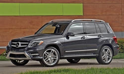 Mercedes-Benz GLK MPG
