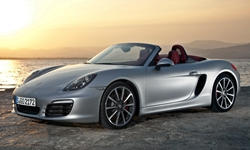 Porsche Boxster Features