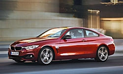 BMW 4-Series Features