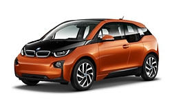 BMW i3 Features