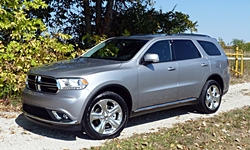 Dodge Durango vs. Toyota Highlander MPG: photograph by