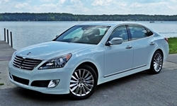 Hyundai Equus Specs: photograph by