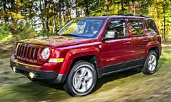 Jeep Patriot MPG