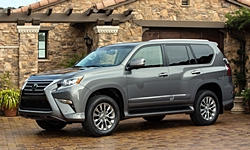 Lexus GX Photos