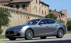Maserati Ghibli Features