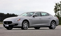 Maserati Quattroporte Features