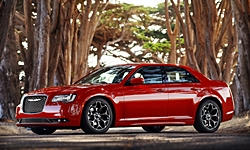 Chrysler 300 vs. Nissan Altima MPG