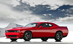 Ford Mustang vs. Dodge Challenger MPG