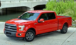Ford F-150 vs. Ford Ranger MPG