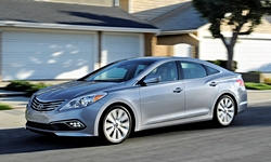 Hyundai Azera Features