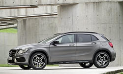 BMW X1 vs. Mercedes-Benz GLA MPG