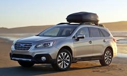 Honda CR-V vs. Subaru Outback MPG
