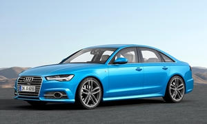Audi A6 / S6 vs. Mercedes-Benz E-Class MPG