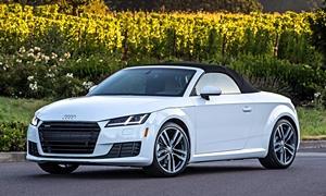Audi TT Features