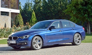 BMW 3-Series vs. Volvo S60 MPG