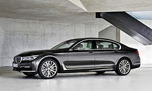 BMW 7-Series Photos